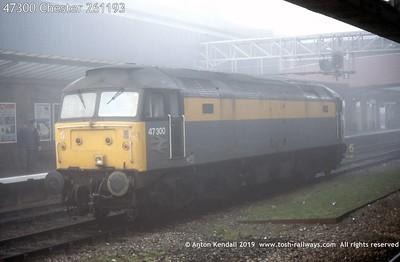 Class 47/3