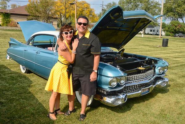 Wheaton Car Show - 2020-10-11