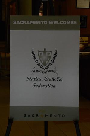 2017-09 ICF Sacramento, CA, Convention