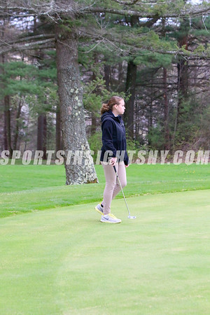 Liberty, Monticello and Sullivan West girl golf