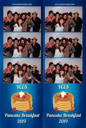 VCES Pancake Breakfast 2019