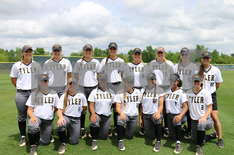 Tyler Junior College Team Photo