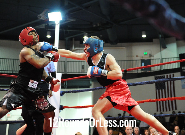 April 9, 2011  SEMI-FINALS Qualifying Tournament, Cleveland Area Golden Gloves