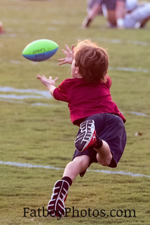 2017 Chiefs vs Starkville Acadamy