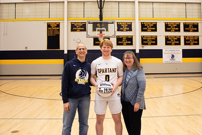 Rosenthal's 1,000th Career Point Recognition