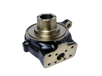 FRONT 4WD SWIVEL HOUSING LH