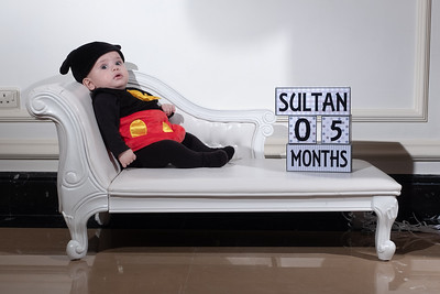 Sultan turns 5