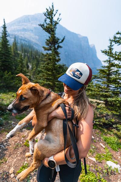 West Wind Ridge Hike July 2021