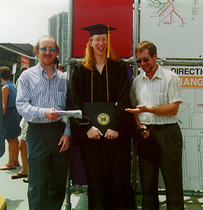 Graduation 2000