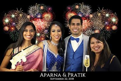 Aparna & Pratik