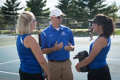 DHS Girls Tennis 08-22-2016