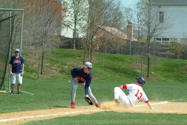 St A's 2004 Varsity Baseball