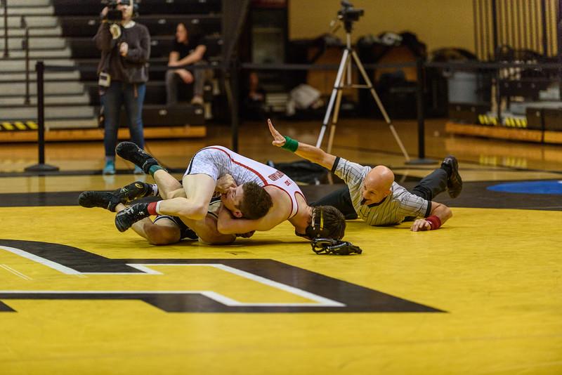 1/17/16 Maryland Wrestling, Cody Pae