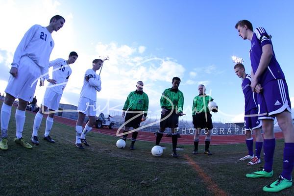 High School Soccer 2014