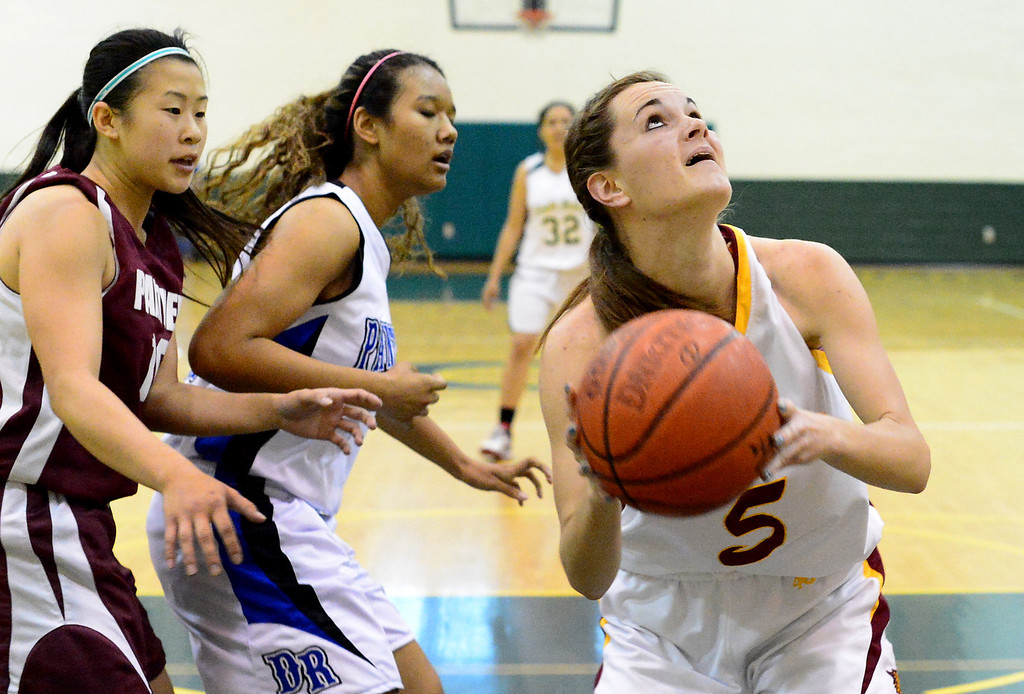 . The 10th annual Tribune/Star-News boys/girls basketball all-star classic is held Friday night, April 26, 2013 at Damien High School in La Verne. (SGVN/Staff Photo by Sarah Reingewirtz)