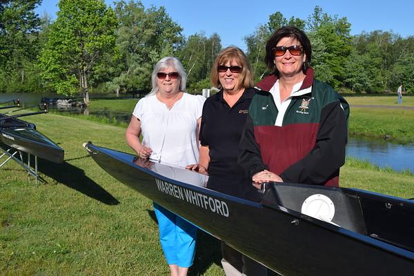 Boat Dedication, Kincaid & Whitford, 2017
