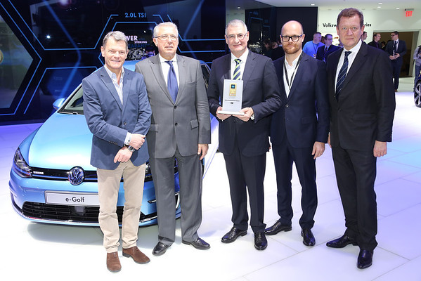 VW Award