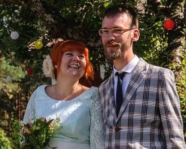 Pär & Amandas bröllop