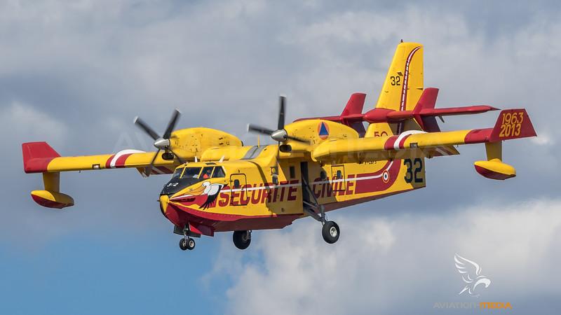 Securite Civile / Canadair CL-415 / F-ZBFS 32