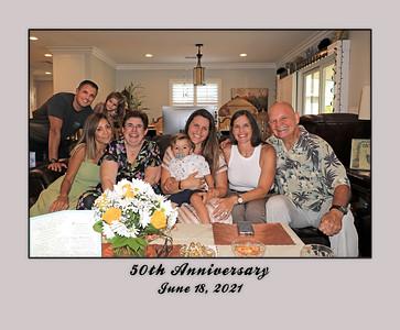Larry & Maryellen Lehigh's 50th Anniversary 2021-06-19
