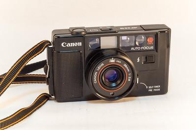 Canon AF35M, 1979