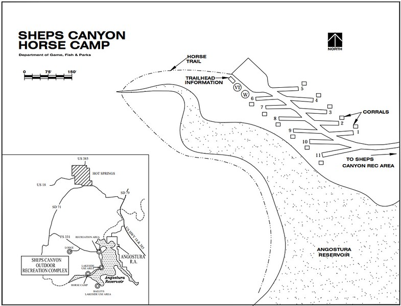 Sheps Canyon Recreation Area (Equestrian Campground)