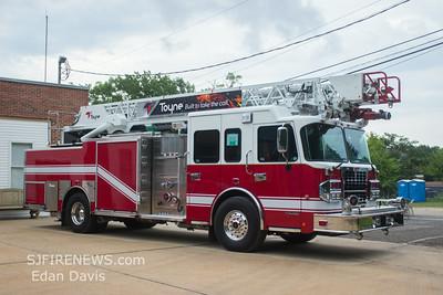 07-26-2014, Mizpah Fire Co. 1st Annual Car Show