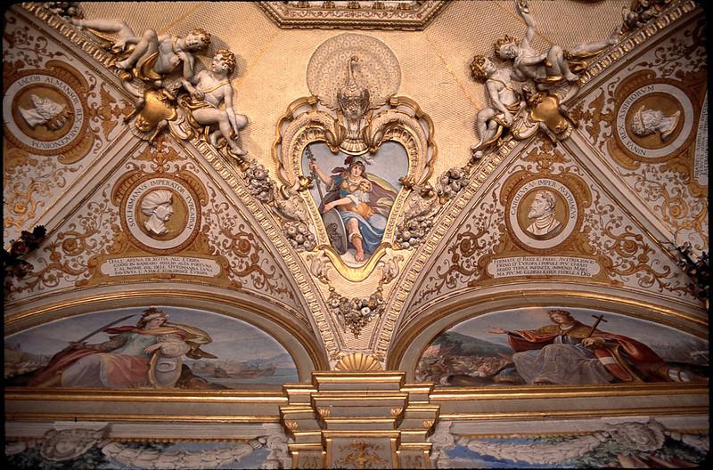 in Pitti Palace