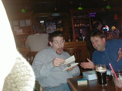 Jack's 25th Birthday at Pub on Pearl