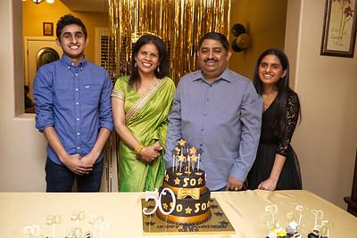 Ramu's 50th Bday in Vegas