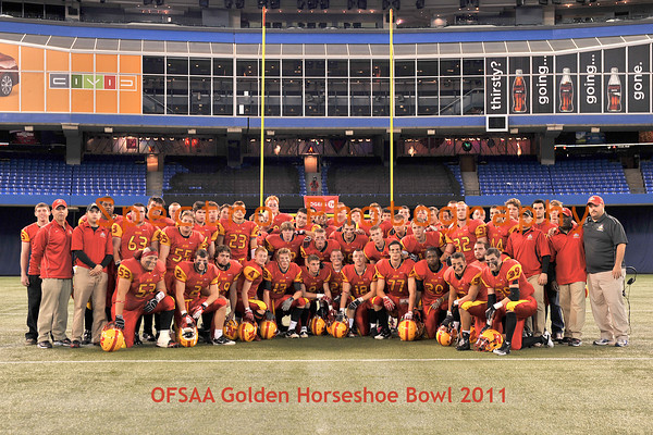 Golden Horseshoe Bowl 2011