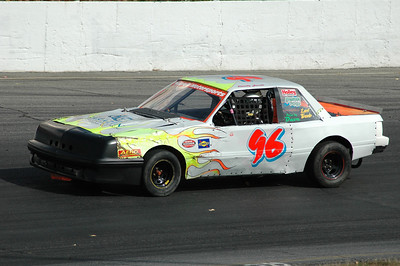 Thompson Speedway 10-8-09 Practice