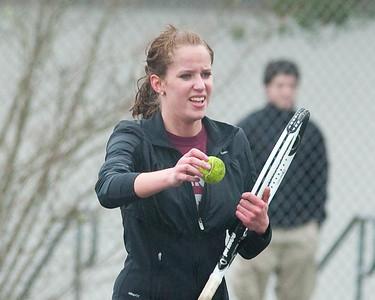 Montesano HS vs. Tenino HS, April 8, 2009