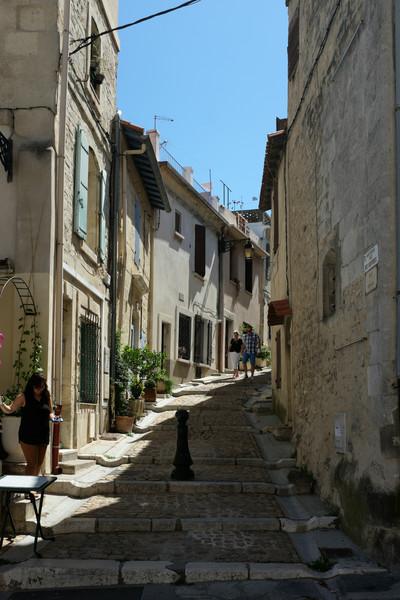 Rue à Arles