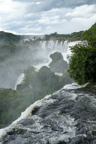 2019 Iguazu Falls and Antarctica