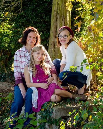 Keena Huss Family Portraits