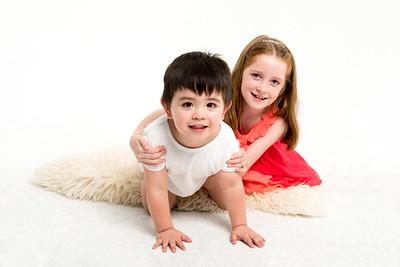Luke and Emily