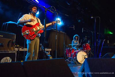 The London Souls - Rock City, Nottingham - 3rd April 2015