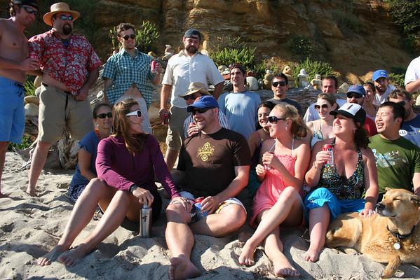Paul's Beach Birthday and ALO Soho!