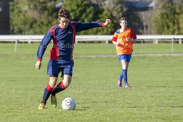20150509 Football - U15A HIBS v Tawa College _MG_0721 WM