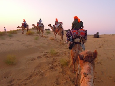 career break travel in India, Jaisalmer, Where the hell is rory, traveling round the world
