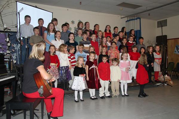 Bridgewater Village School's Holiday Concert