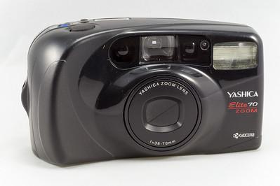 Yashica Elite70 Zoom, 1991