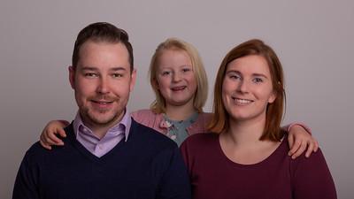 Familien til Einar, 19. November 2019