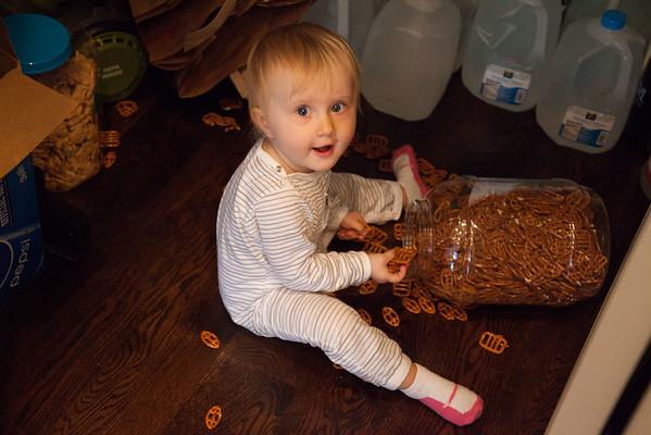 Ellie 13 - 15 months