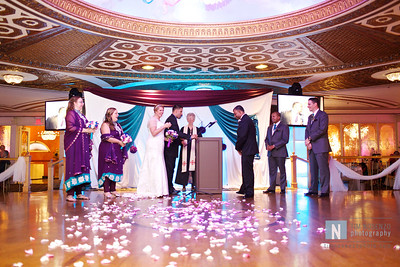 Ceremony :: Nancy + Kazi's Wedding
