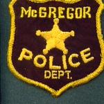 McGregor Police