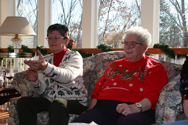 Grandma's Xmas Party 2005