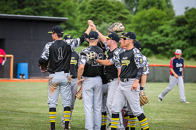 WAVERLY SHOCKERS-POST 142 BASEBALL