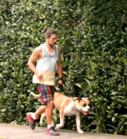 Luis & Marlo - Dog Walking & Running Animal Services of Escazu & Santa Ana
